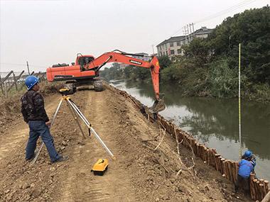 <span>护坡河道木桩施工</span>